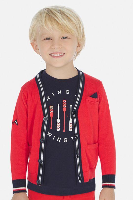 наситеночервен Mayoral - Детски пуловер 92-134 cm Момче
