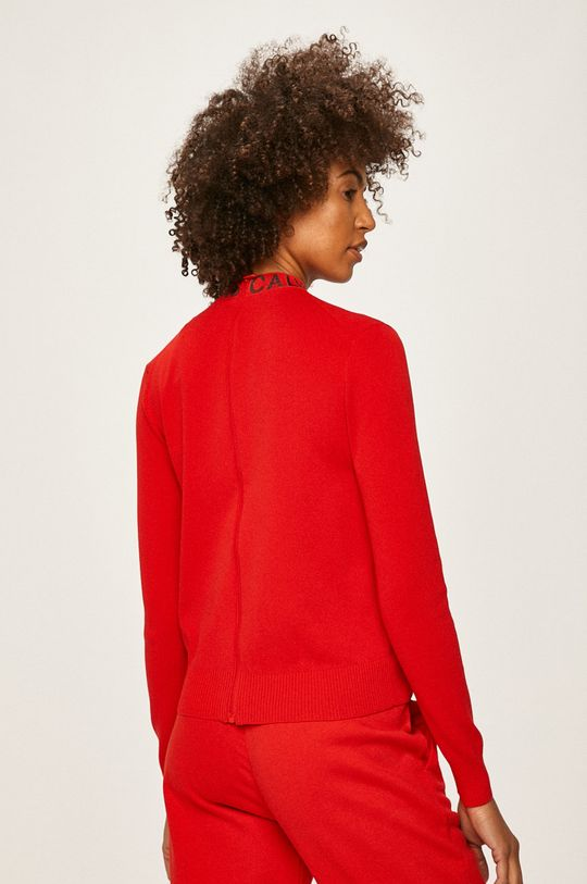 Calvin Klein Jeans - Svetr 35% Bavlna, 31% Polyamid, 33% Polyester, 1% Jiný materiál