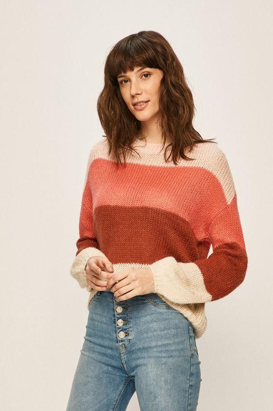 ostry różowy Vero Moda - Sweter Damski