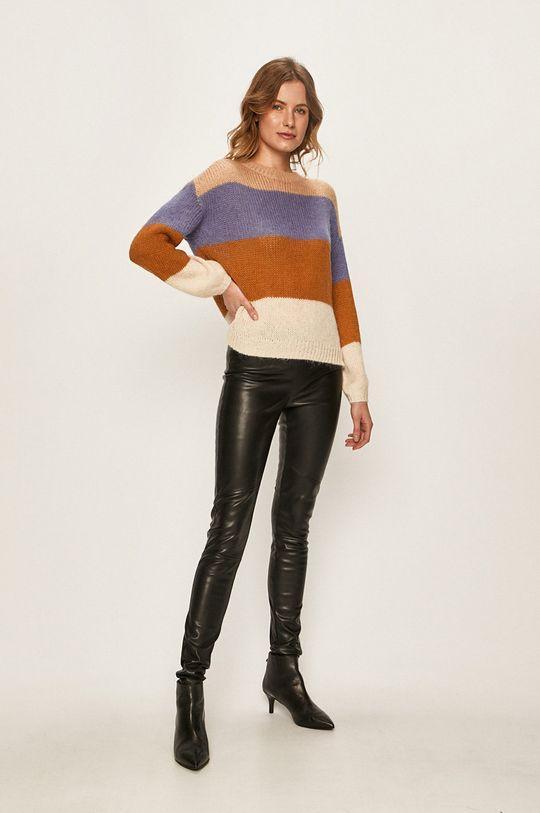 Vero Moda - Sweter multicolor