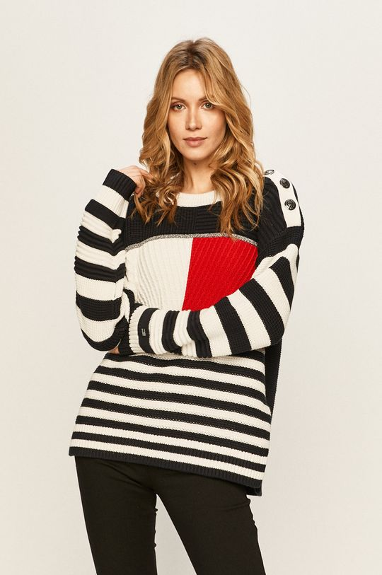 multicolor Tommy Hilfiger - Pulover Tommy Icons De femei