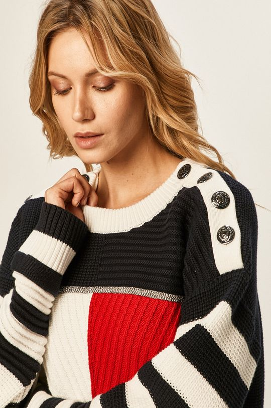 multicolor Tommy Hilfiger - Pulover Tommy Icons