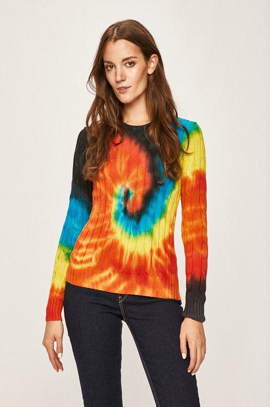 vícebarevná Polo Ralph Lauren - Svetr Dámský