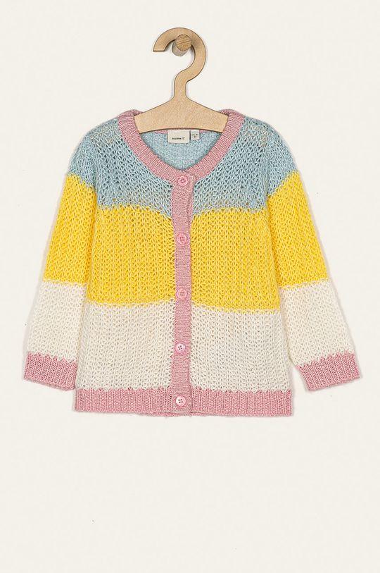 multicolor Name it - Cardigan copii 92-110 cm De fete
