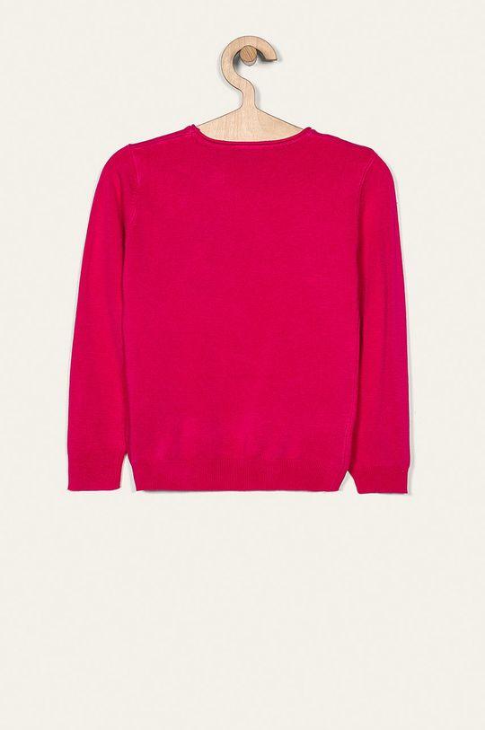 Guess Jeans - Dětský svetr 118-175 cm růžová