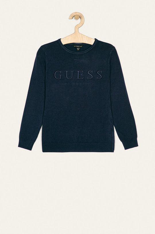 bleumarin Guess Jeans - Pulover copii 118-175 cm De fete