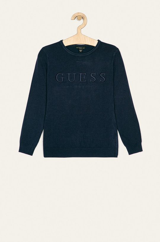 námořnická modř Guess Jeans - Dětský svetr 118-175 cm Dívčí