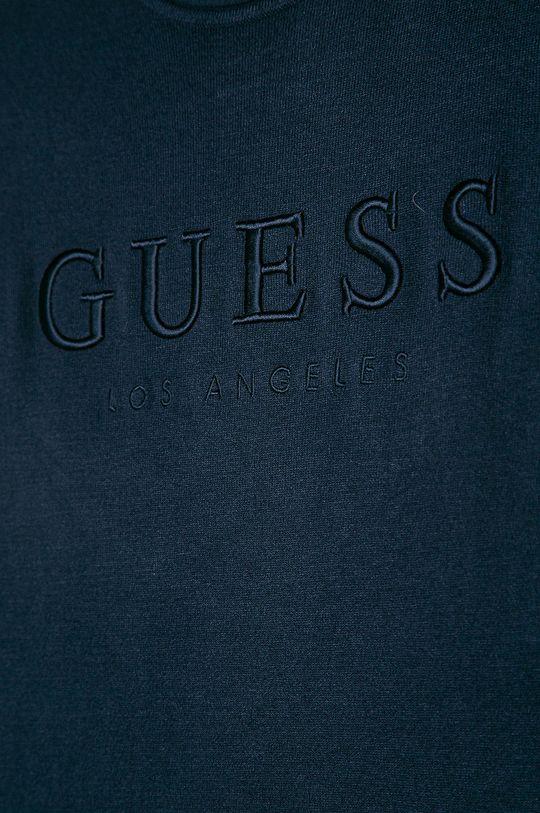Guess Jeans - Dětský svetr 118-175 cm námořnická modř