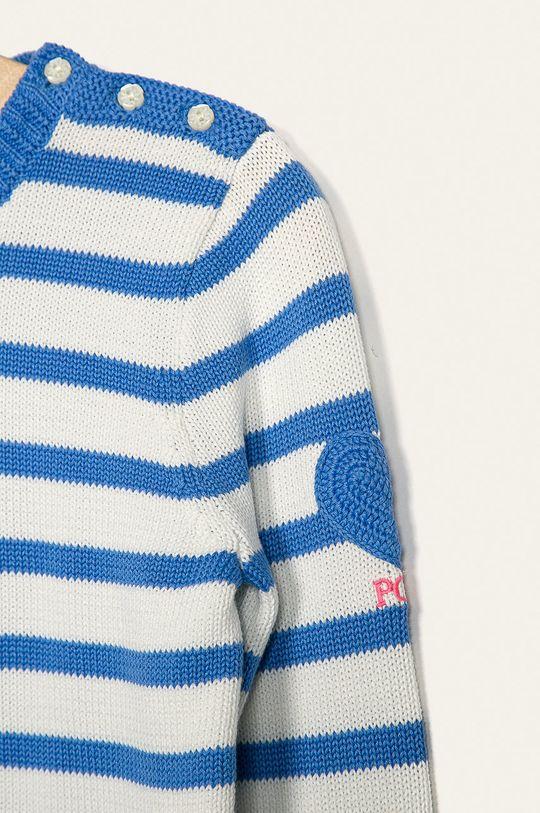 Polo Ralph Lauren - Detský sveter 128-176 cm modrá