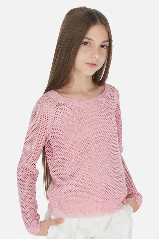 roz Mayoral - Pulover copii 128-167 cm De fete