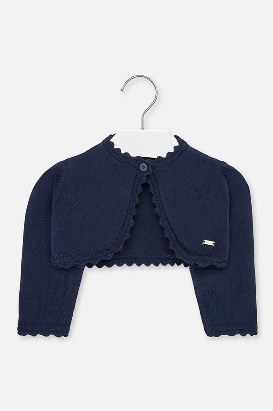 tmavomodrá Mayoral - Detský sveter 74-98 cm Dievčenský
