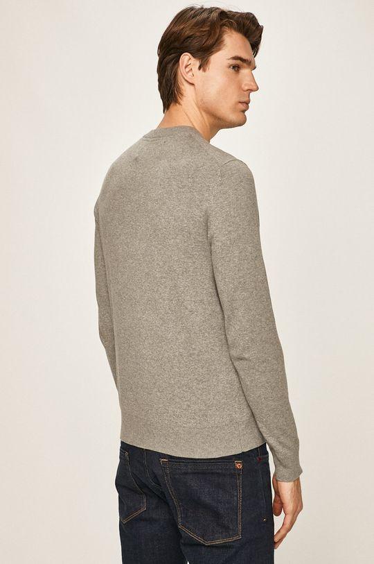 Calvin Klein Jeans - Pulover 80% Bumbac, 3% Elastan, 17% Poliamida