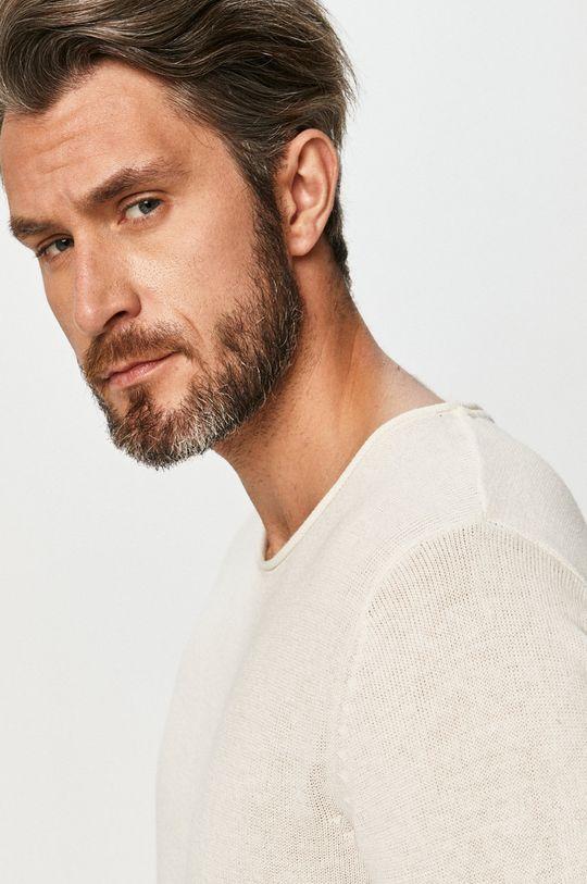 biały Premium by Jack&Jones - Sweter