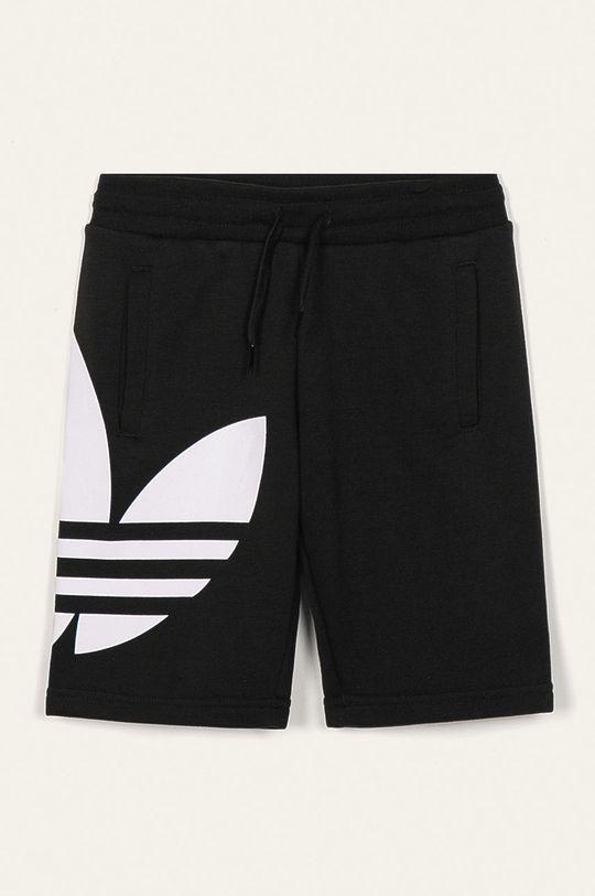 negru adidas Originals - Pantaloni scurti copii 128-164 cm De băieți
