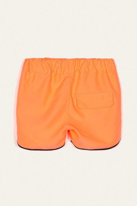 Name it - Dětské plavkové šortky 110-152 cm korálová