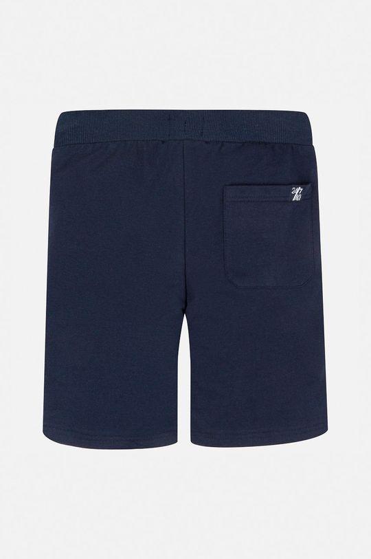 Mayoral - Detské krátke nohavice 128-172 cm tmavomodrá