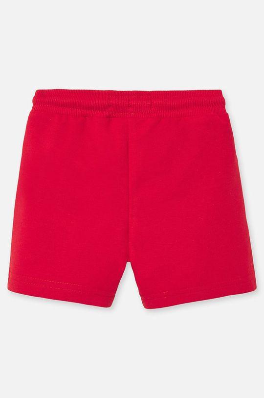 Mayoral - Detské krátke nohavice 68-98 cm sýtočervená