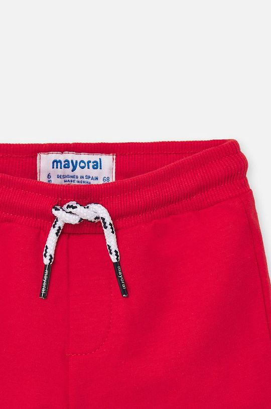 Mayoral - Detské krátke nohavice 68-98 cm  58% Bavlna, 4% Elastan, 38% Polyester