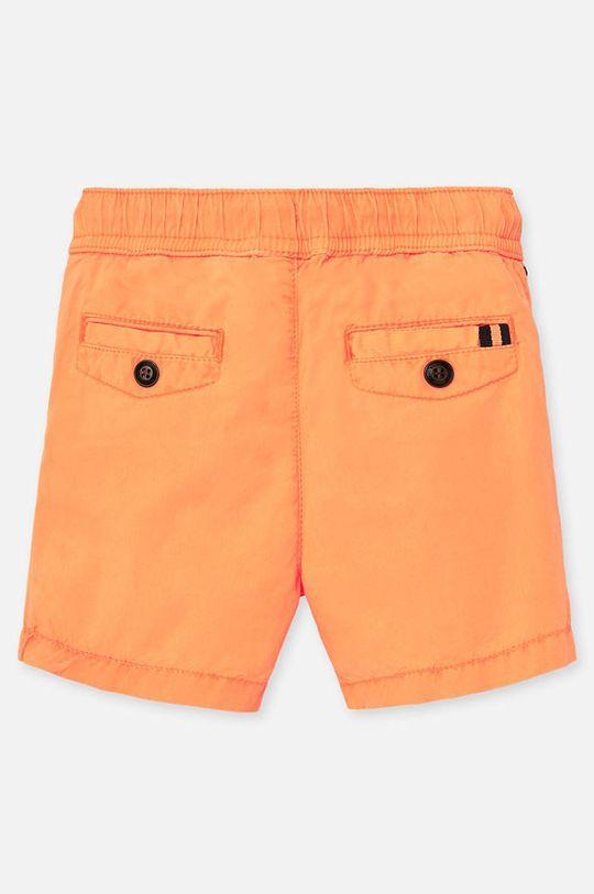 Mayoral - Detské krátke nohavice 74-98 cm mandarínková
