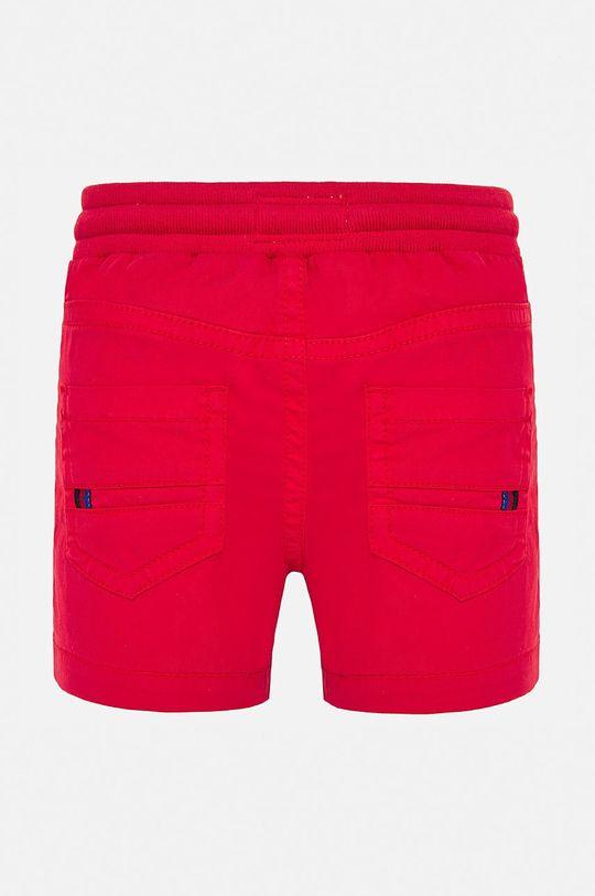 Mayoral - Pantaloni scurti copii 74-98 cm rosu ascutit
