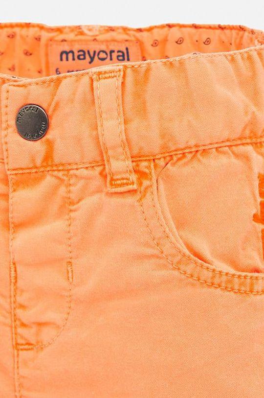 Mayoral - Dětské kraťasy 74-98 cm 98% Bavlna, 2% Elastan