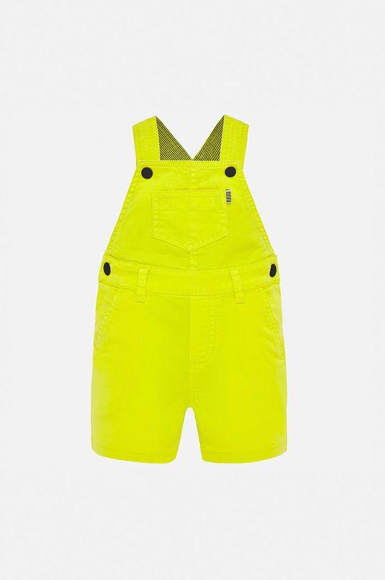 galben Mayoral - Salopeta copii 68-98 cm De băieți