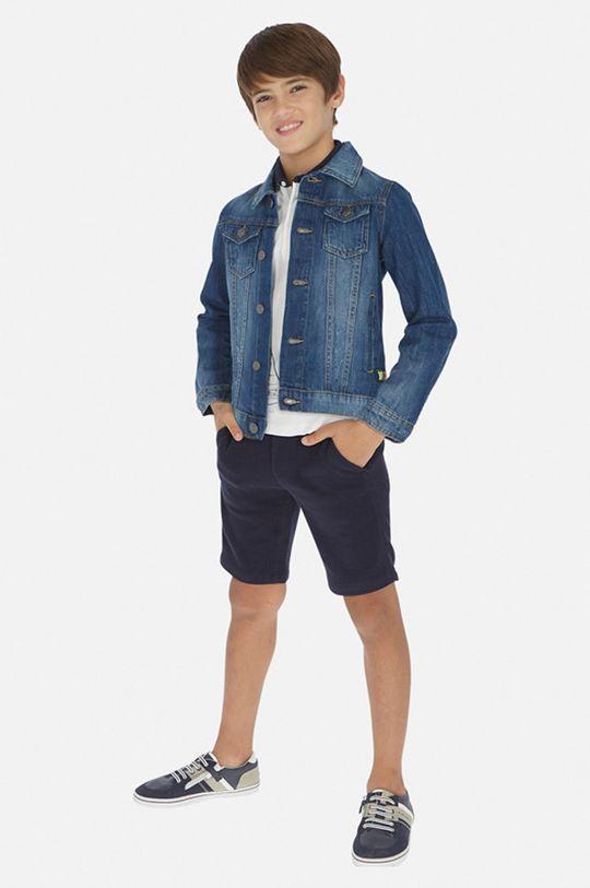 tmavomodrá Mayoral - Detské krátke nohavice 128-172 cm Chlapčenský