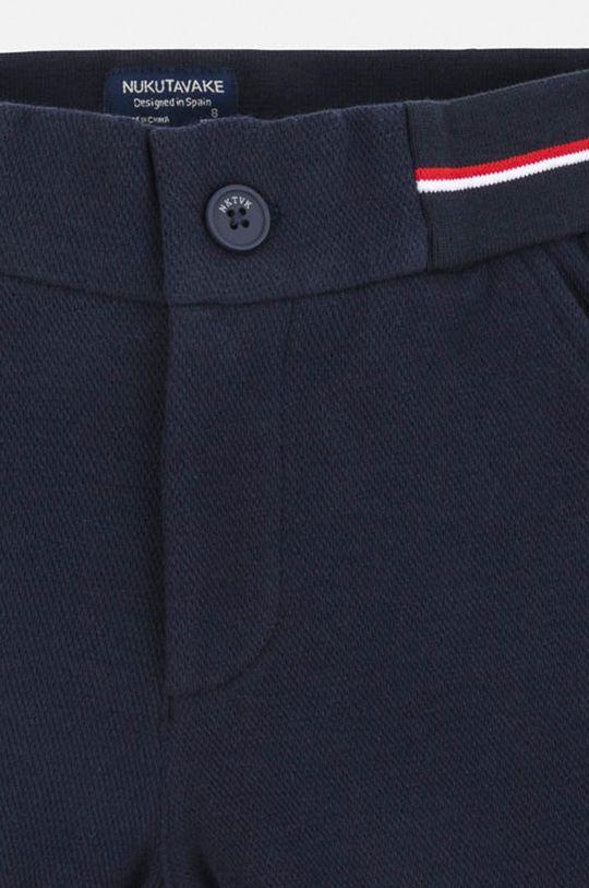 tmavomodrá Mayoral - Detské krátke nohavice 128-172 cm