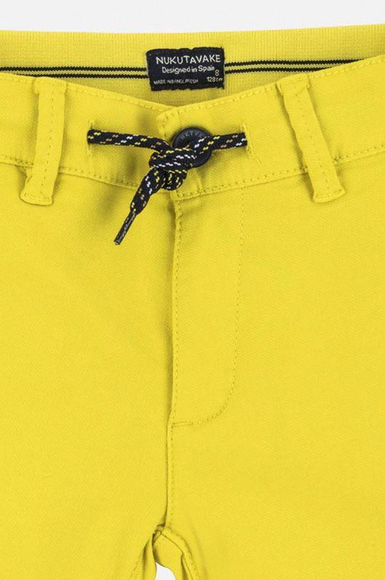 galben Mayoral - Pantaloni scurti copii 128-172 cm