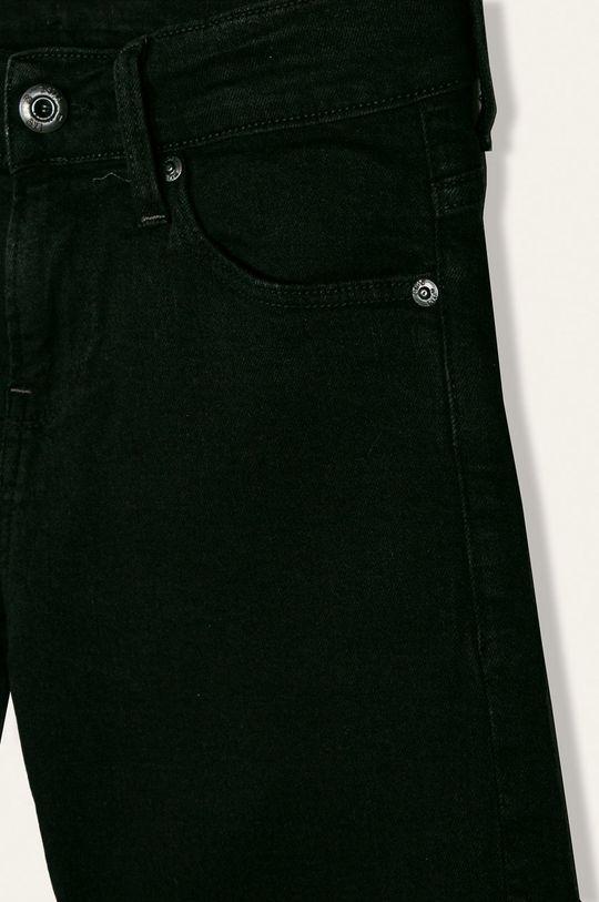 G-Star Raw - Detské krátke nohavice 140-176 cm čierna