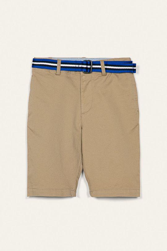 bej Polo Ralph Lauren - Pantaloni scurti copii 32134-176 cm De băieți