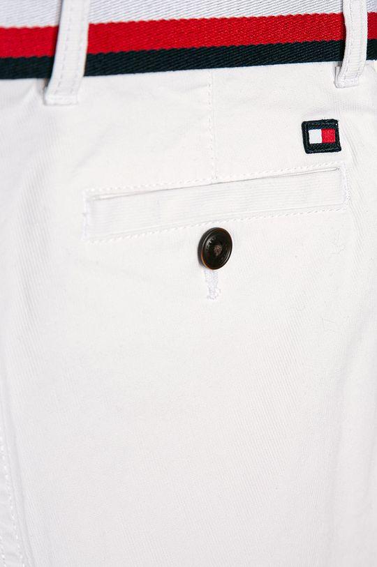 biały Tommy Hilfiger - Szorty dziecięce 122-176 cm