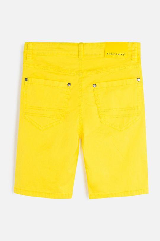Mayoral - Pantaloni scurti copii 128-172 cm galben