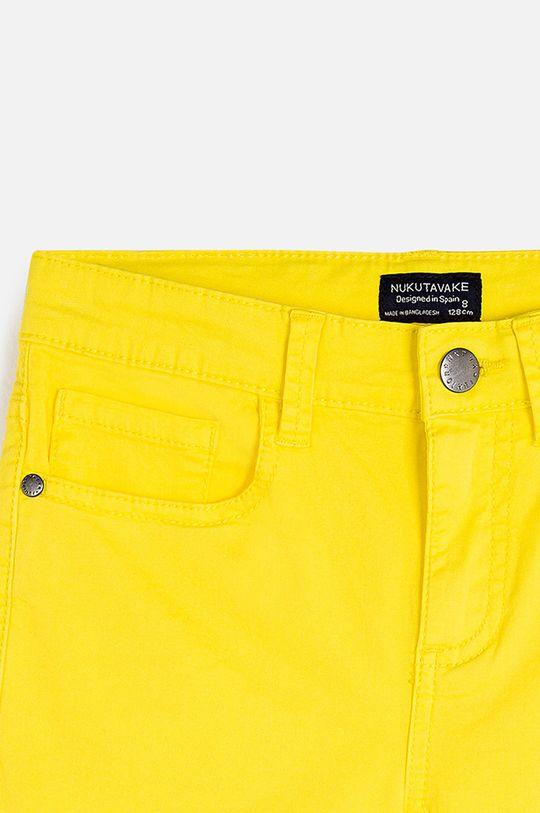 Mayoral - Pantaloni scurti copii 128-172 cm 98% Bumbac, 2% Elastan