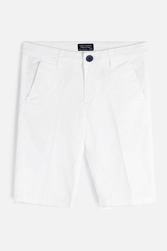 biela Mayoral - Detské krátke nohavice 128-172 cm Chlapčenský