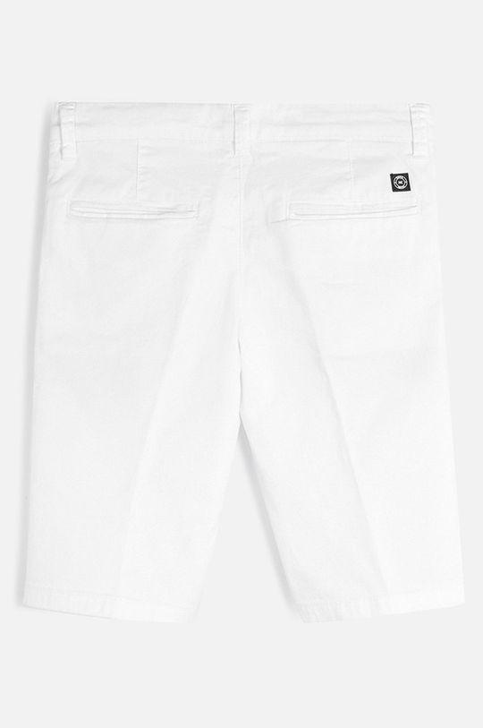 Mayoral - Detské krátke nohavice 128-172 cm biela