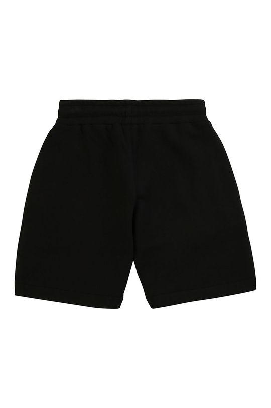 Karl Lagerfeld - Pantaloni scurti copii 114-150 cm negru
