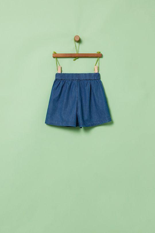 OVS - Detské krátke nohavice 104-140 cm modrá