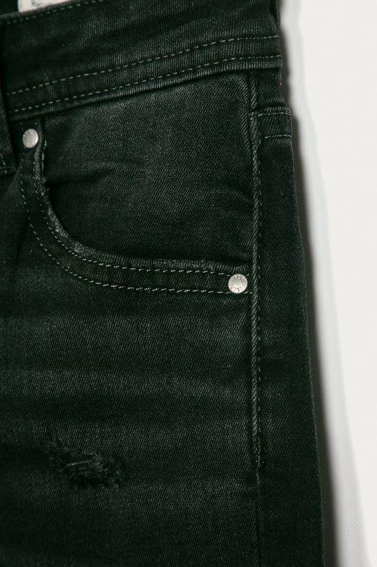 Pepe Jeans - Dětské kraťasy Destroy 128-180 cm  79% Bavlna, 10% Organická bavlna, 3% Elastan, 8% Polyester