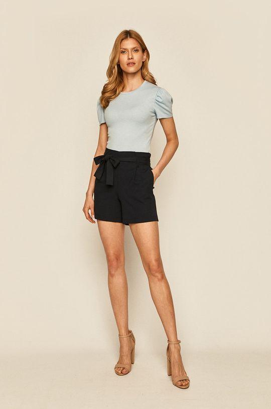 Only - Pantaloni scurti bleumarin