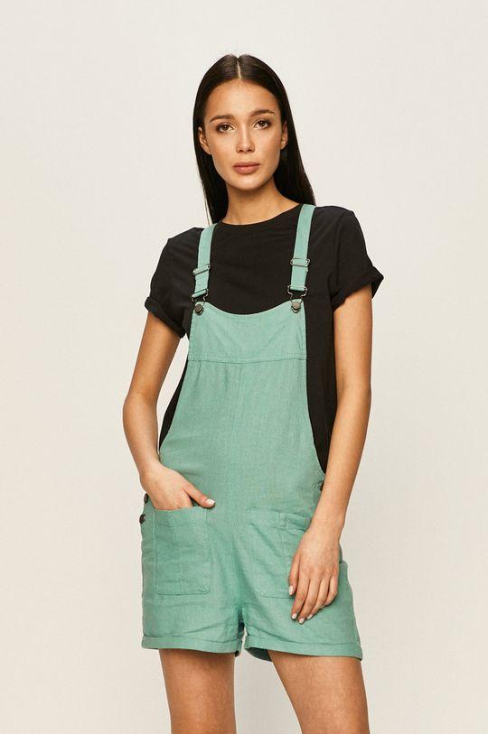зелен Roxy - Къси панталони Жіночий