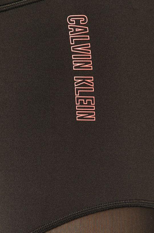 čierna Calvin Klein Performance - Šortky