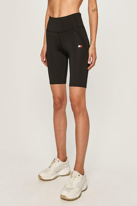 negru Tommy Sport - Pantaloni scurti De femei