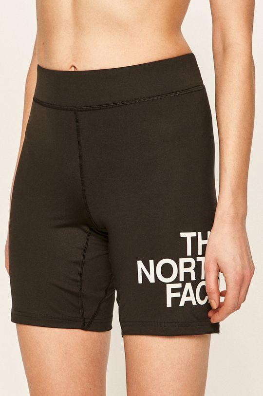 čierna The North Face - Šortky Dámsky