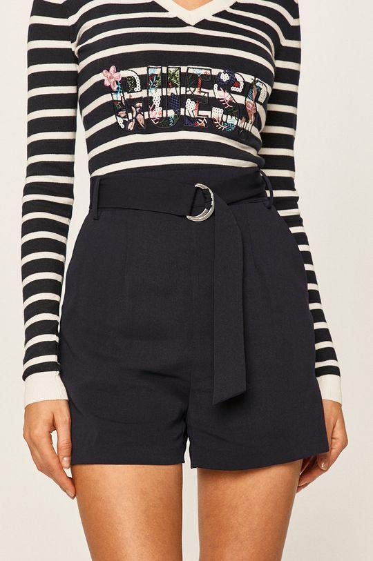 bleumarin Guess Jeans - Pantaloni scurti De femei