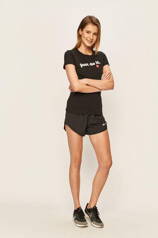 Nike - Kraťasy černá