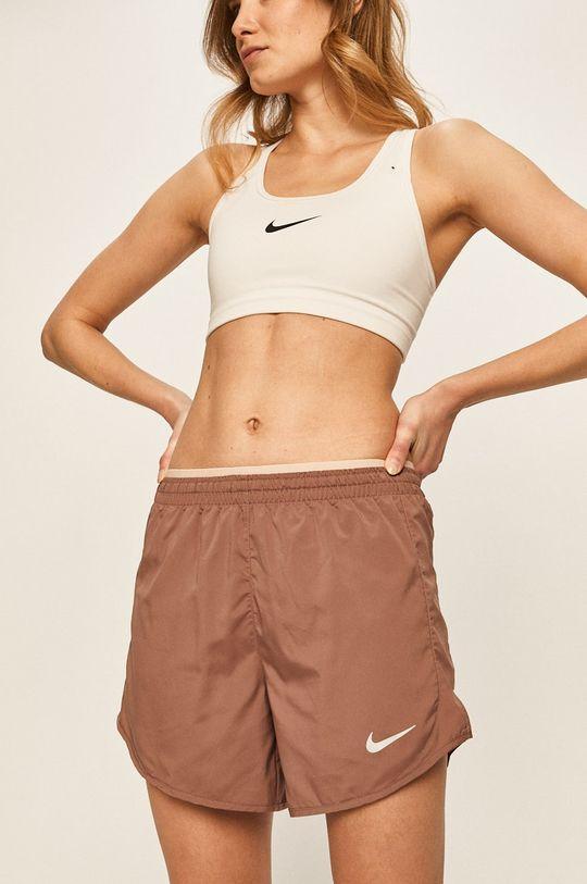 fialovo-růžová Nike - Kraťasy Dámský