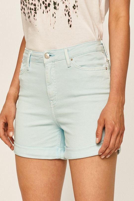 blady niebieski Tommy Hilfiger - Szorty jeansowe Damski