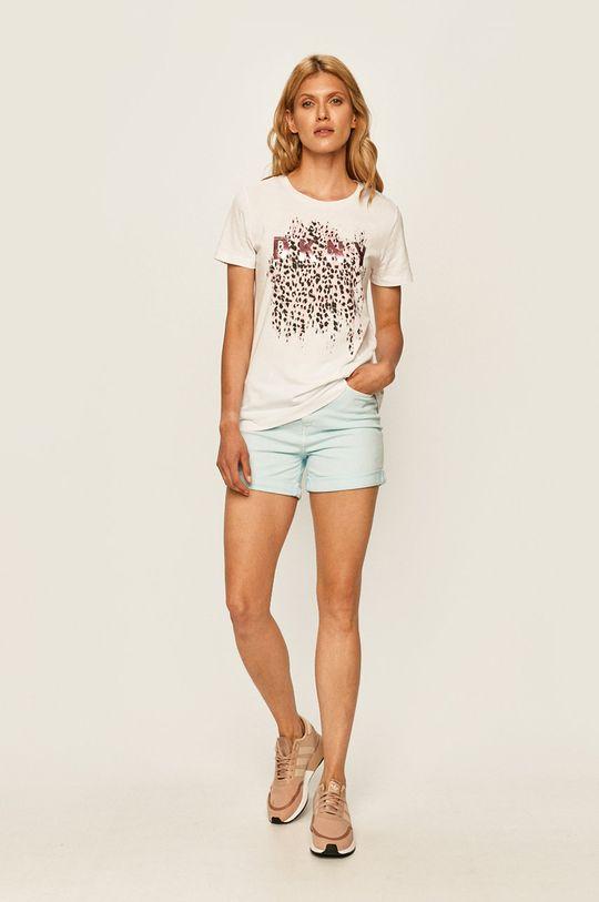 Tommy Hilfiger - Szorty jeansowe blady niebieski