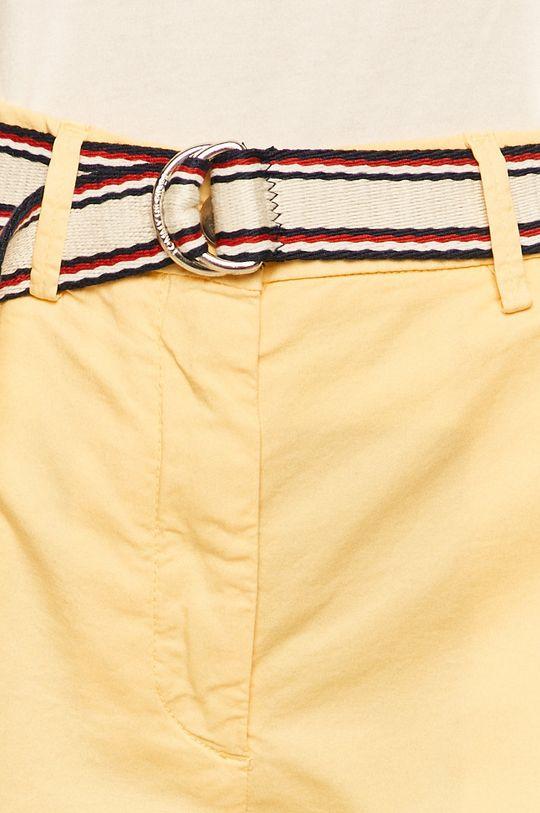 żółty Tommy Hilfiger - Szorty